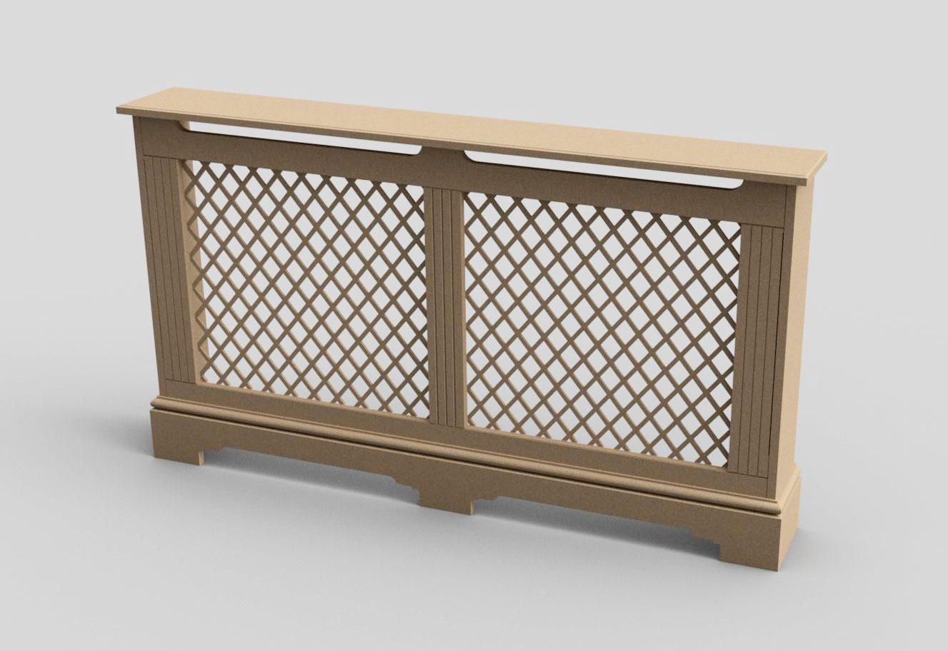 radiator cover 17