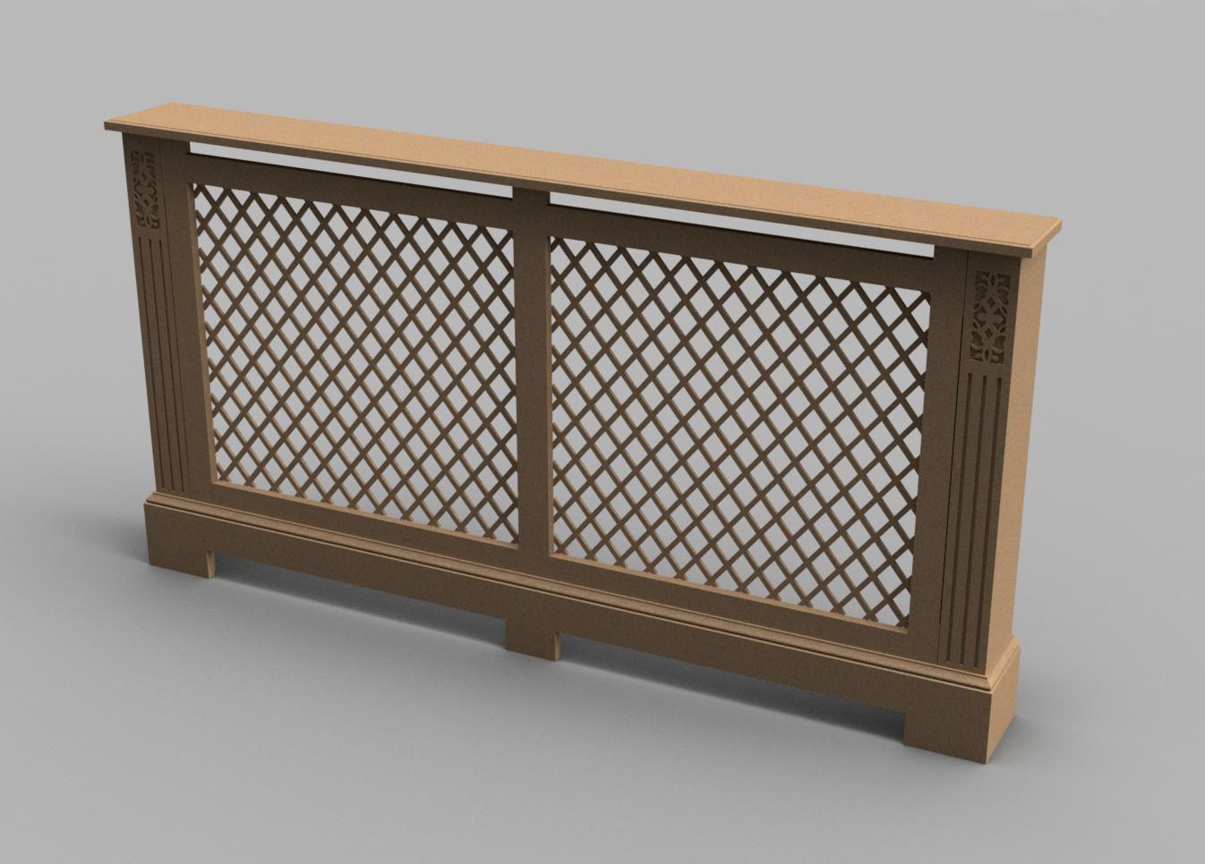 radiator cover 7