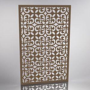 Fretwork Wall Panel