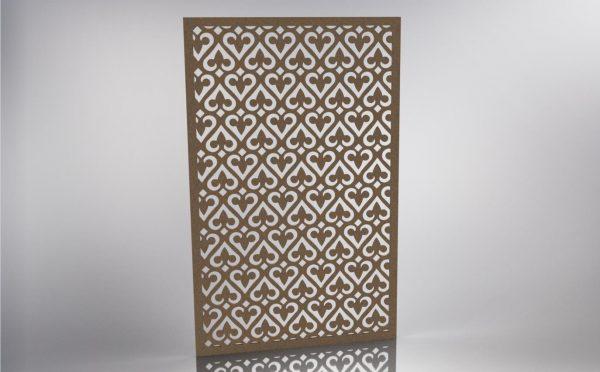 decorative metal sheets